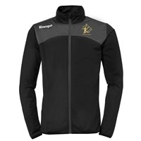 HCE Trainingsjacke schwarz Junior