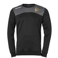 HCE Training Top schwarz Junior