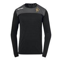 HCE Langarmshirt schwarz Junior