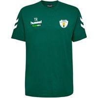 Go Cotton T-Shirt grün Junior