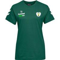 Go Cotton T-Shirt grün Damen