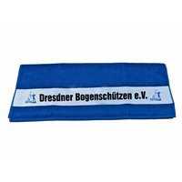 Dresdner Bogenschützen Handtuch