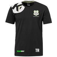 SG Kurort Hartha BW T-Shirt Junior schwarz/grau