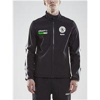 TSV Rotation Dresden Kanu Rennsport Softshell Jacke Junior