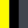 gelb/schwarz/slate grey